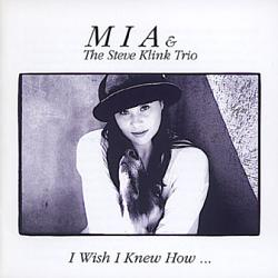 Mia Znidaric Album 'I wish I knew how'